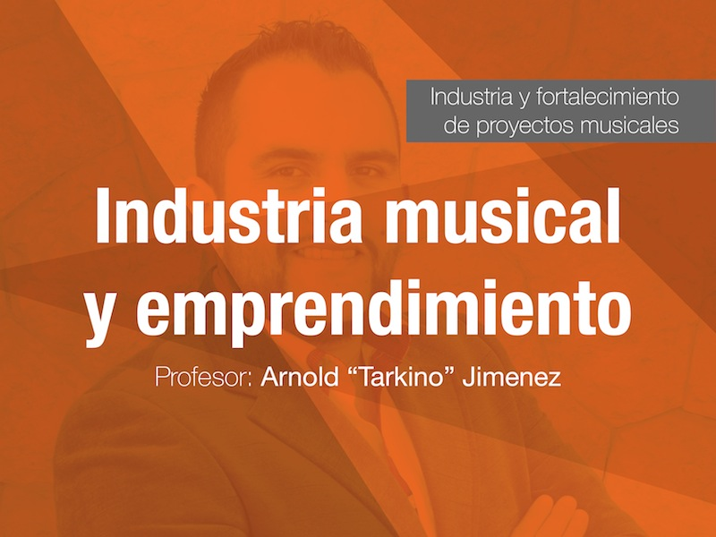 Industria musical y emprendimiento